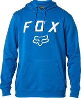 Legacy Moth Po Fleece Royal Blue