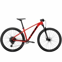 X-Caliber 8 Radioactive Red/Trek Black 2021