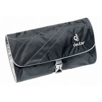 Wash Bag II black-titan