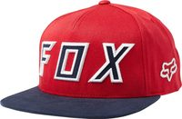 Posessed Snapback Hat Cardinal