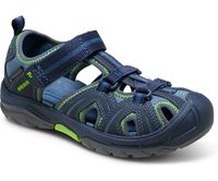 HYDRO HIKER SANDAL, navy/green