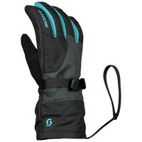 Glove JR Ultimate Premium GTX black/marina blue
