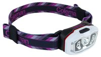 CHT+100 BatteryLock™ Headlamp 3AAA Purple
