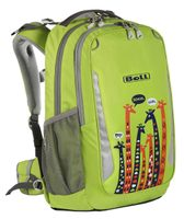 School Mate 18 LIME - Giraffe
