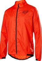 Defend Wind Jacket, orange crush