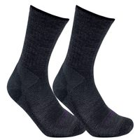 Merino Blend Light Hiker 2 Pack charcoal