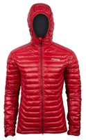 Hill Hoody jacket, red