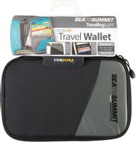 TL Travel Wallet RFID M black/grey