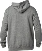 District 2 Pullover Fleece Heather Graphic
