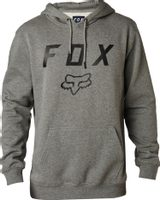 Legacy Moth Po Fleece Heather Graphite