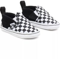 IN SLIP-ON V CRIB (Checker) Black/TrueWhite