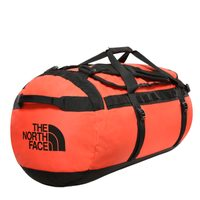 BASE CAMP DUFFEL - L FLARE/TNF BLACK