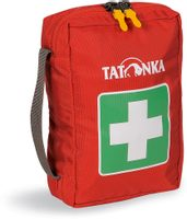 First Aid S, red
