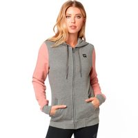 Everglade Zip Fleece heather graphite