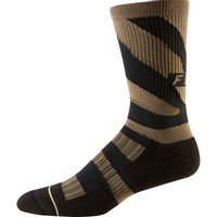 "8"" Trail Cushion Sock dirt"
