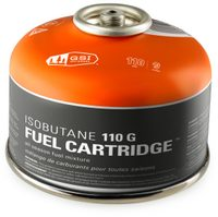 Isobutane Fuel Cartridge 110g grey