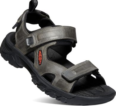 TARGHEE III OPEN TOE SANDAL M, grey/black
