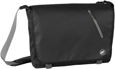 Messenger Square 14l black
