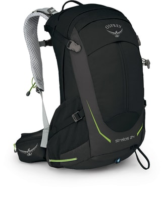 STRATOS 24 II black