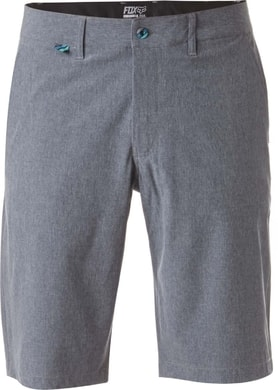 Essex Tech Stretch Short Charcoal Heather