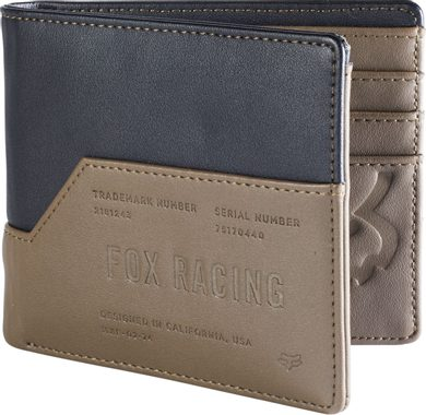 The Corner Wallet Black