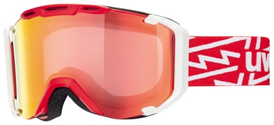 SNOWSTRIKE VM, red-white variomatic red