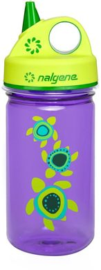 Grip´n Gulp 350 ml Purple Turtle