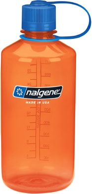 Narrow-Mouth 1000 ml Orange