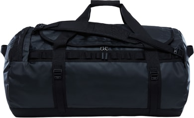 BASE CAMP DUFFEL L, 95L BLACK
