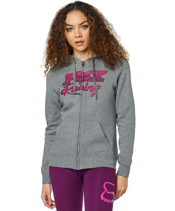 Qualifier Zip Fleece Heather Graphite