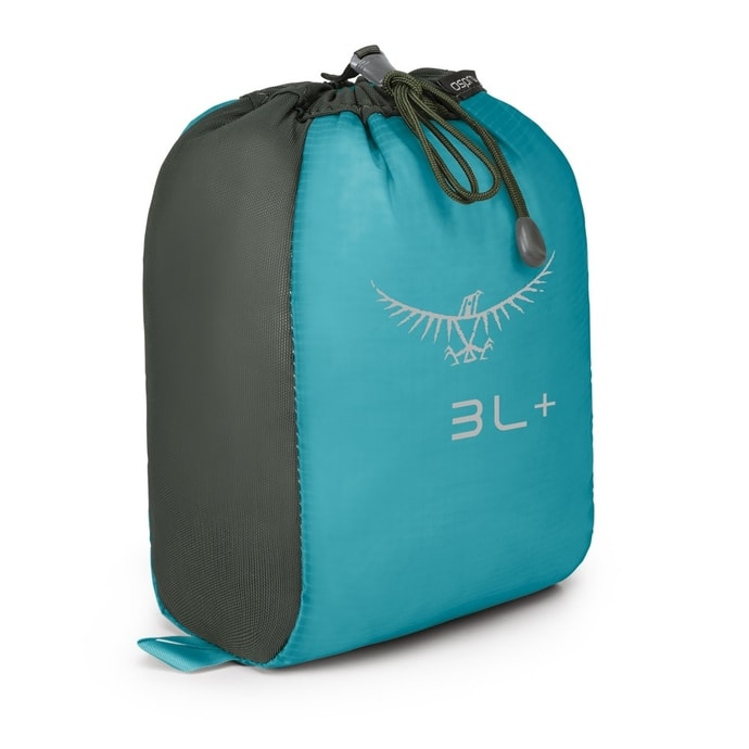 Ultralight Stretch Stuff Sack 3+ tropical teal