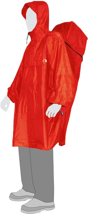 Cape Men XL, red - pláštěnka