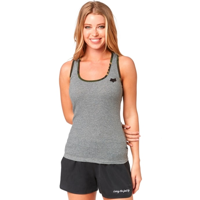 Scout Tank heather graphite