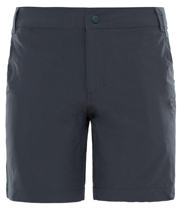 W EXPLORATION SHORT ASPHALT GREY