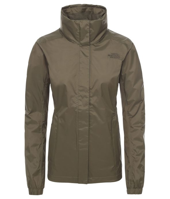 W RESOLVE PARKA II NEW TAUPE GREEN