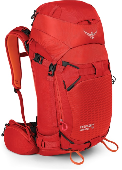Kamber 42 ripcord red