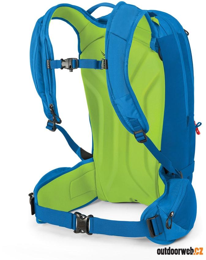 e444b65bfe Kamber 22 cold blue - OSPREY - lyžařské a skialpové - batohy - 3 599 Kč