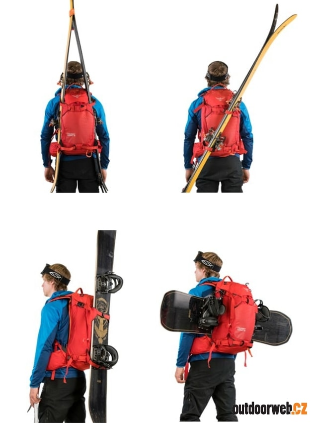 a91c9b4043 Kamber 22 ripcord red - OSPREY - lyžařské a skialpové - batohy - 3 ...