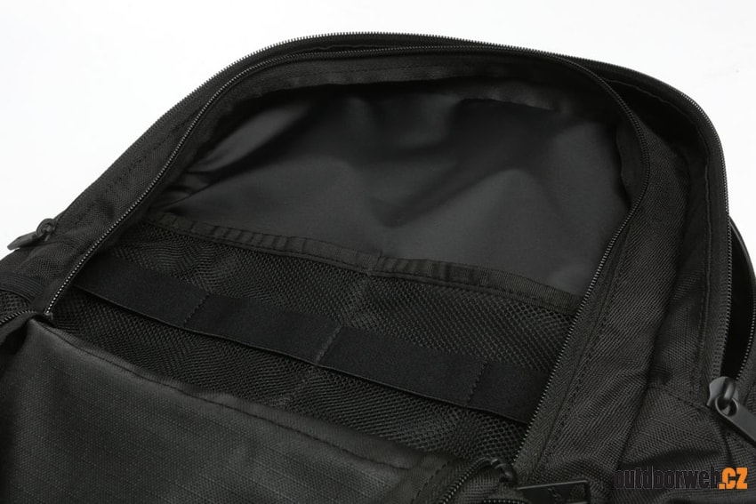 Compliance Lock Up Backpack 25, black