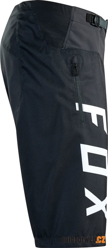 Demo Short Black/White akce
