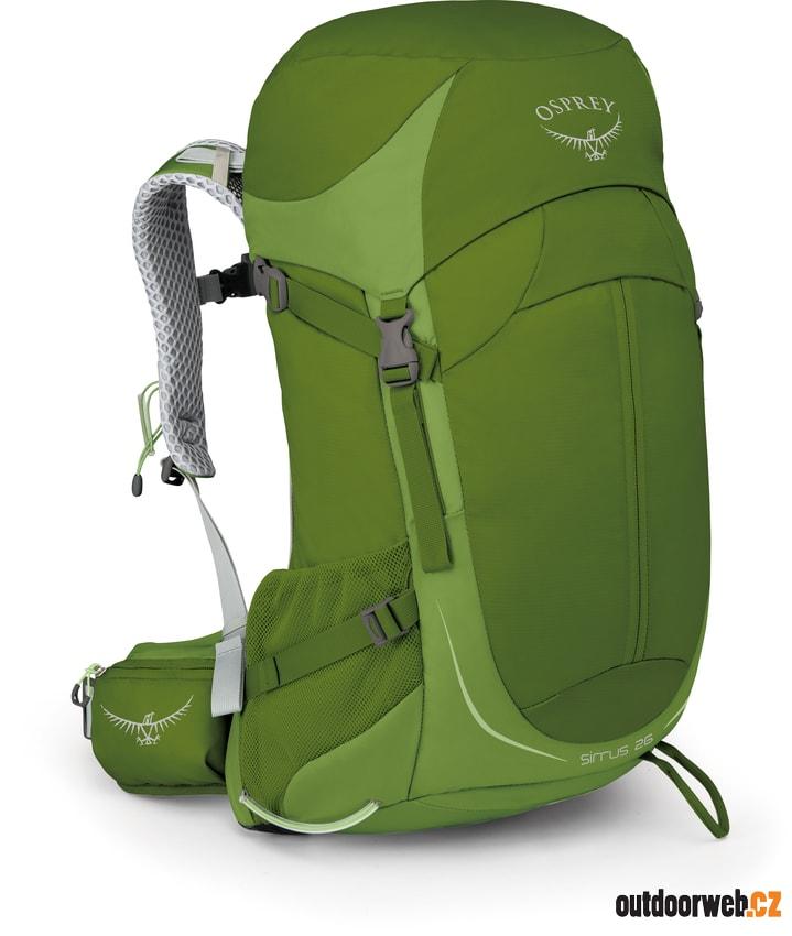 0eed31b970 SIRRUS 26 II thyme green - OSPREY - turistické - batohy - 2 799 Kč