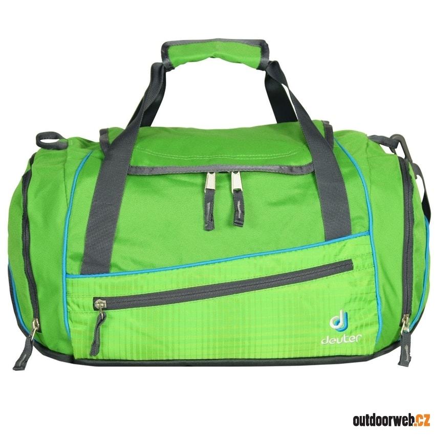 332d08dfb3 Hopper spring-turquoise - DEUTER - cestovní tašky - batohy - 981 Kč