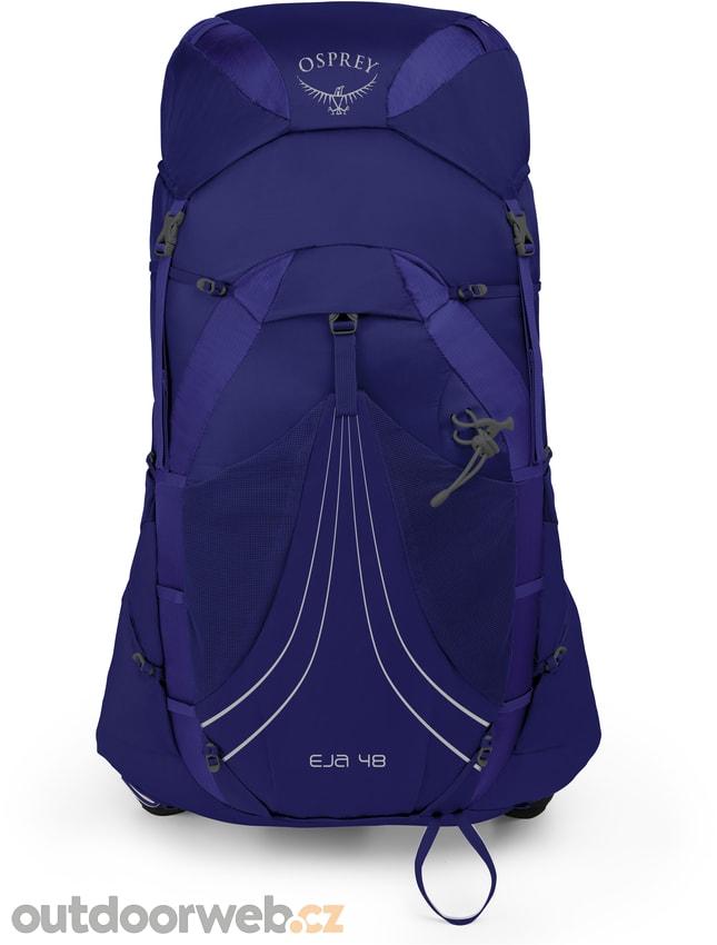 4dd683066 Eja 48, equinox blue - OSPREY - turistické batohy - turistika - 3 335 Kč