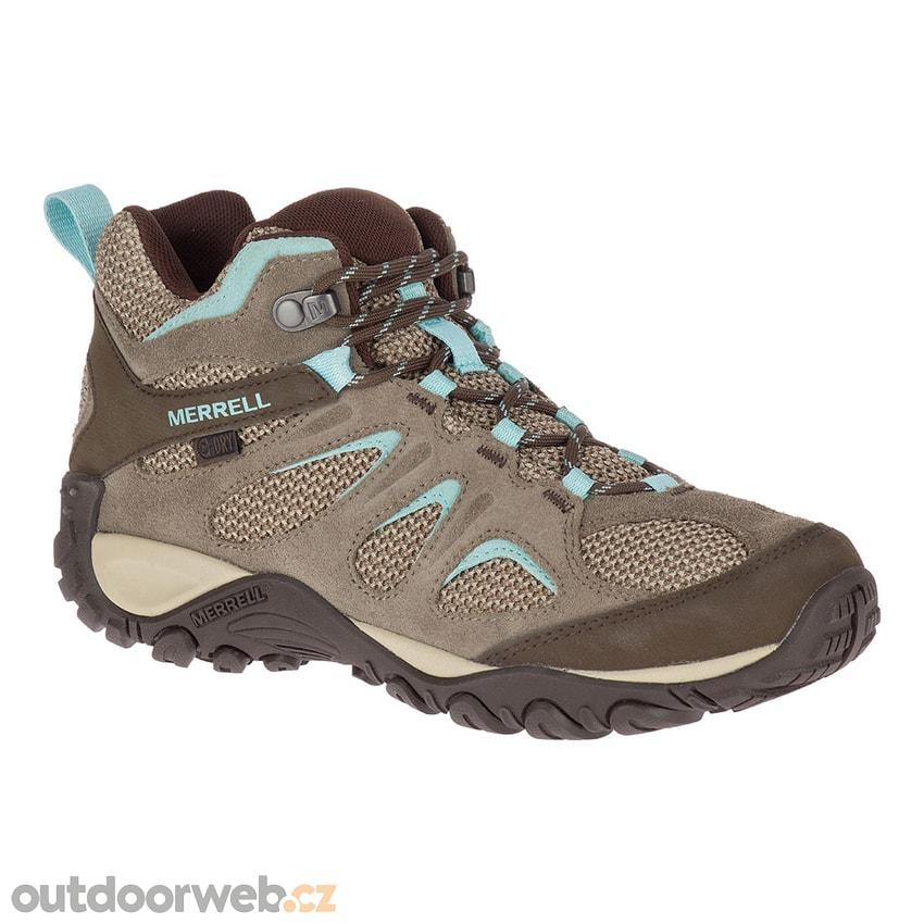 714521590f3e YOKOTA 2 MID WTPF boulder - MERRELL - dámské - turistická obuv ...