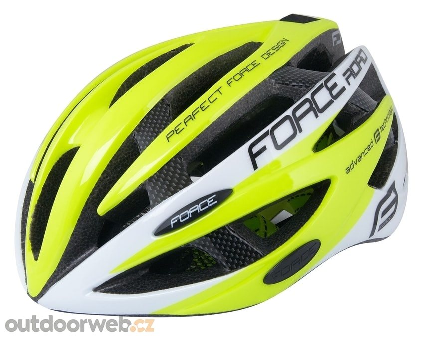 ROAD JUNIOR, fluo-bílá XS-S