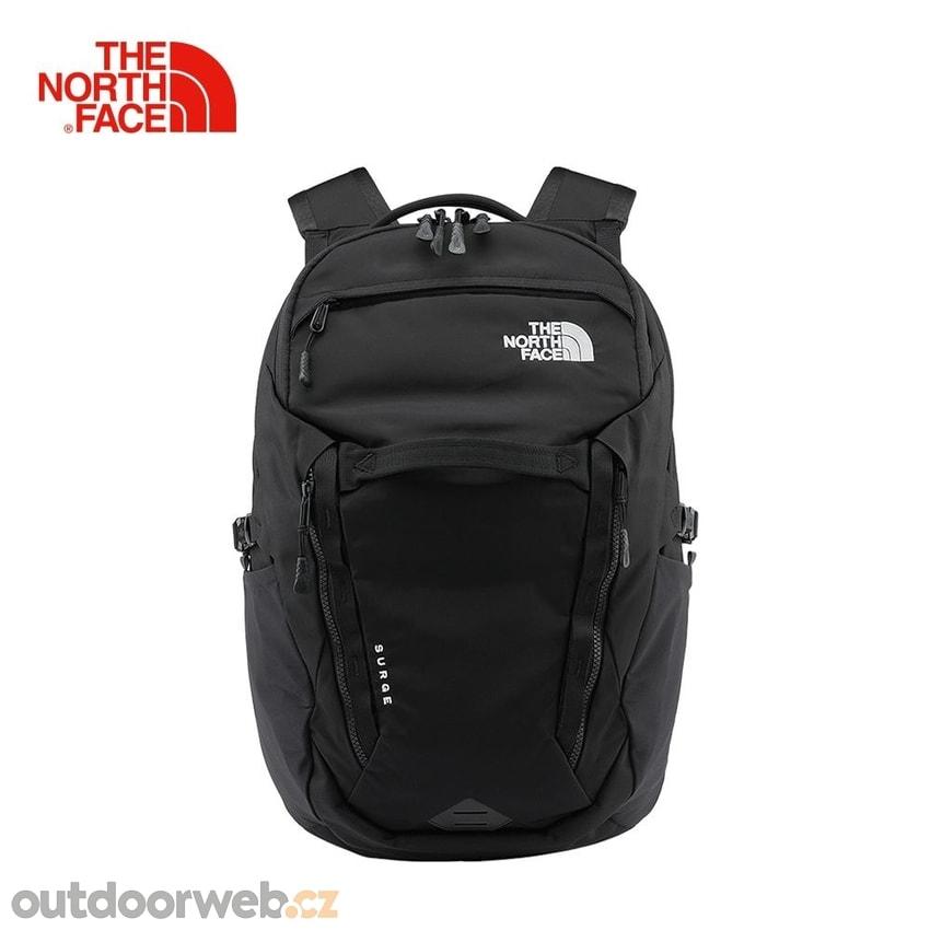 298c21db94 SURGE TNF 31 L BLACK - THE NORTH FACE - na notebook - batohy - 2 632 Kč