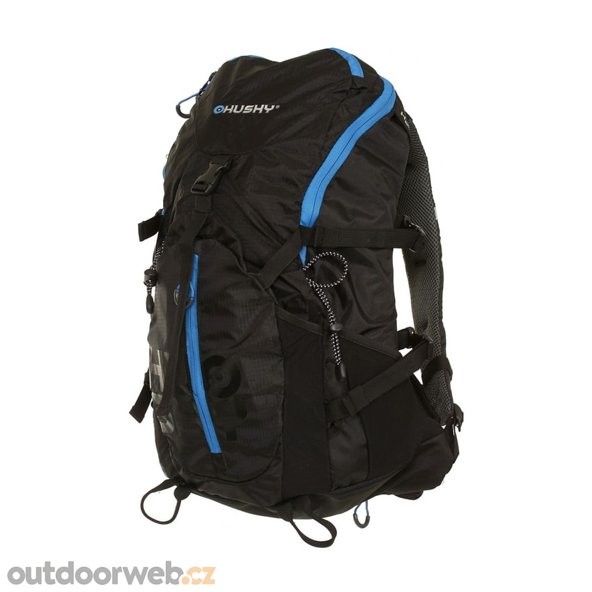 54336e1e9c HUSKY SALMON 30L černá - Turistický batoh. doprava zdarma  -19%  garance.  SALMON 30L černá