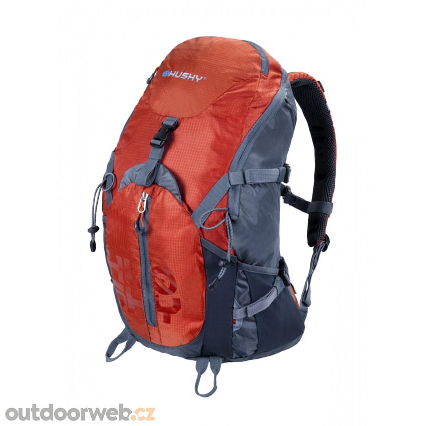 d803f7b50f SALMON 30L oranžová - HUSKY - turistické batohy - turistika - 1 290 Kč