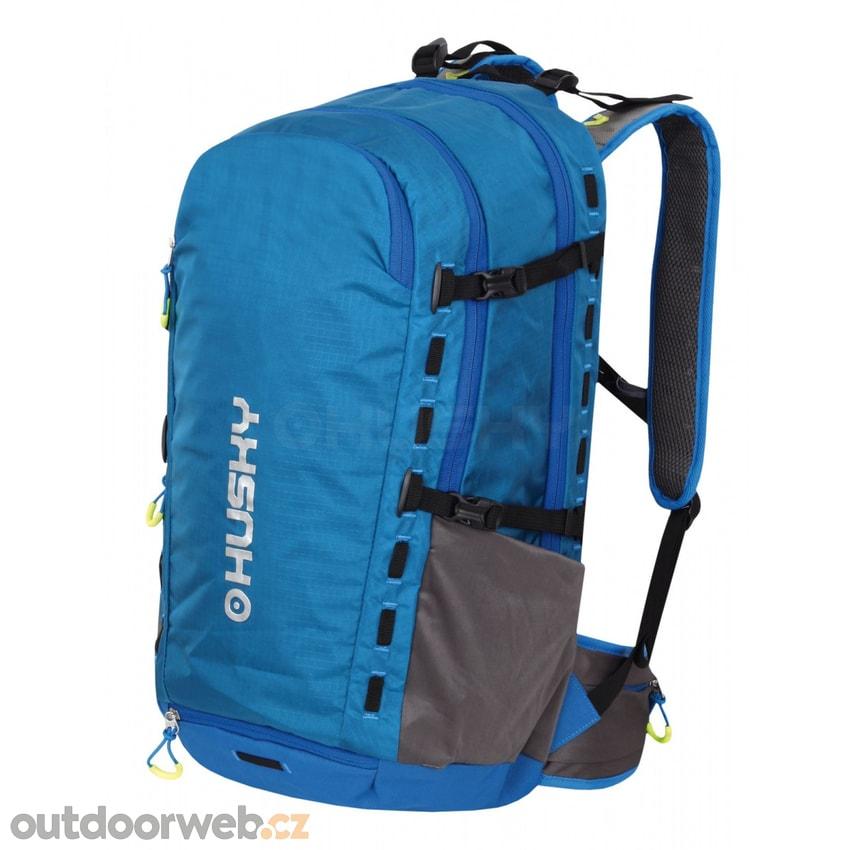 d22361e1b7 Clever 30l modrá - HUSKY - turistické batohy - turistika - 1 490 Kč