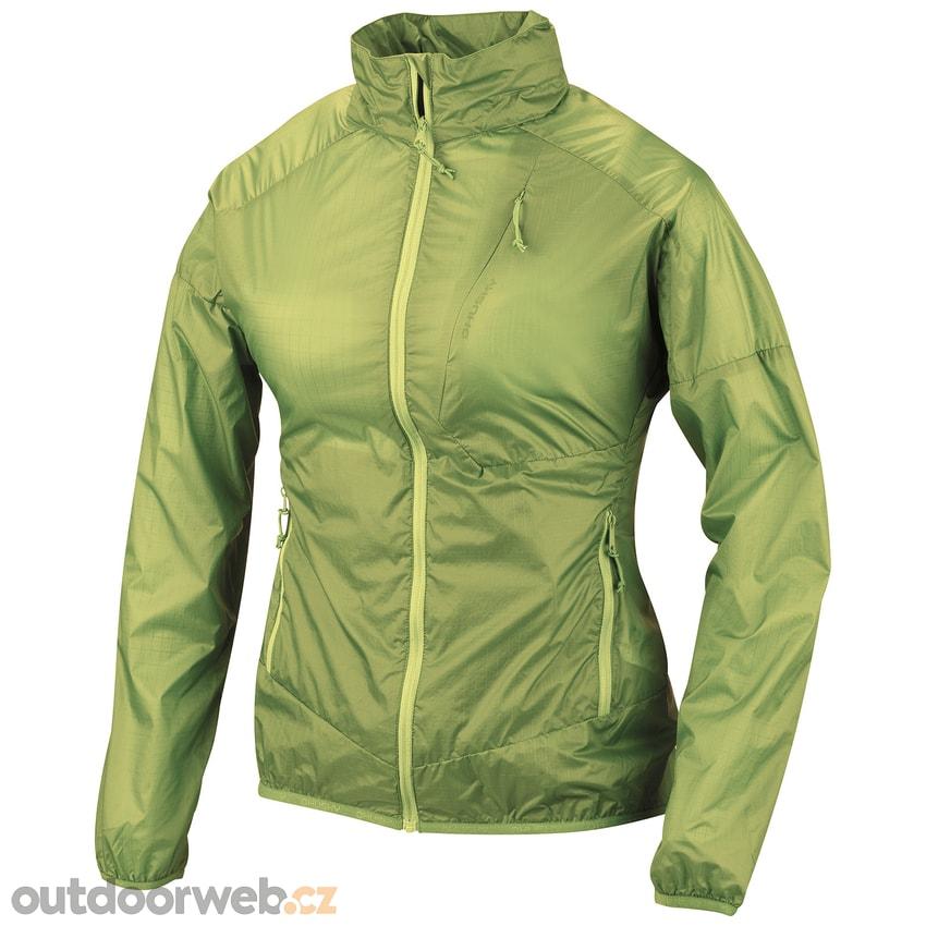 af4eb5574169 HUSKY Lort L zelená - Dámská bunda. doprava zdarma. Lort L zelená